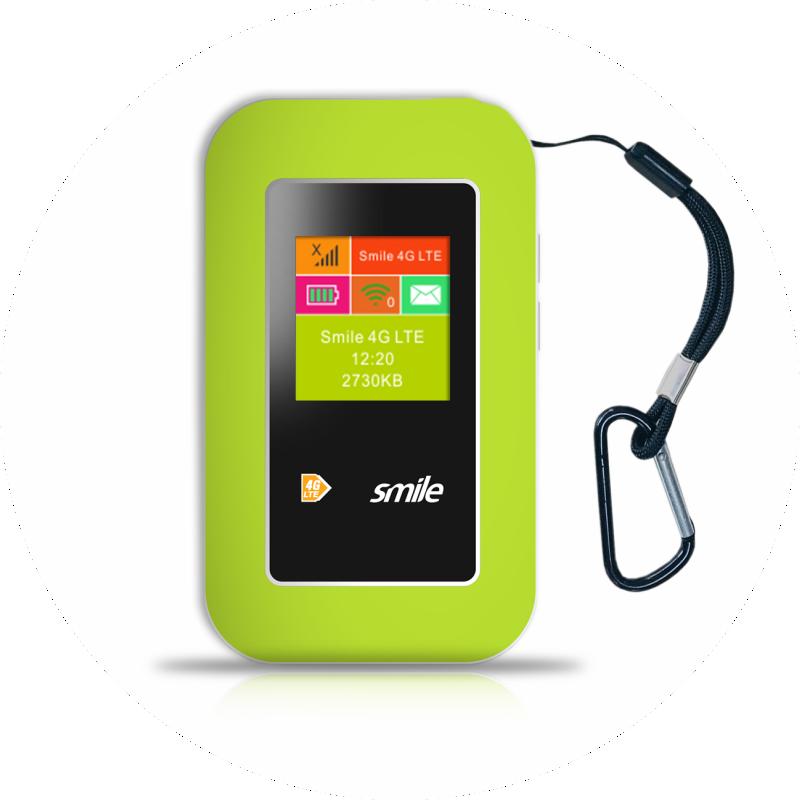 25GB + MiFi + FREE SIM